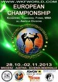 2013 Europameisterschaft in Bregenz