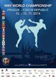 2014 Weltmeisterschaft in Prag