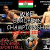 2015 Europameisterschaft in Dunaujvaros