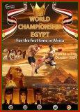 2021 Weltmeisterschaft in Kairo