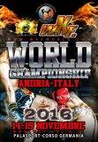 2016 Weltmeisterschaft in Andria