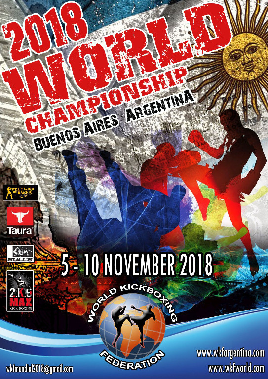 2018.11.05 World Championships Buenos Aires