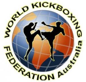 WKF AUSTRALIA Logo