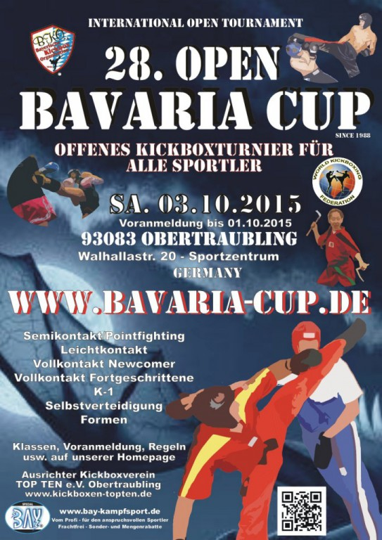 2015.10.03 Obertraubling, Bavaria Cup