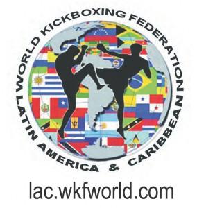 WKF LAC logo