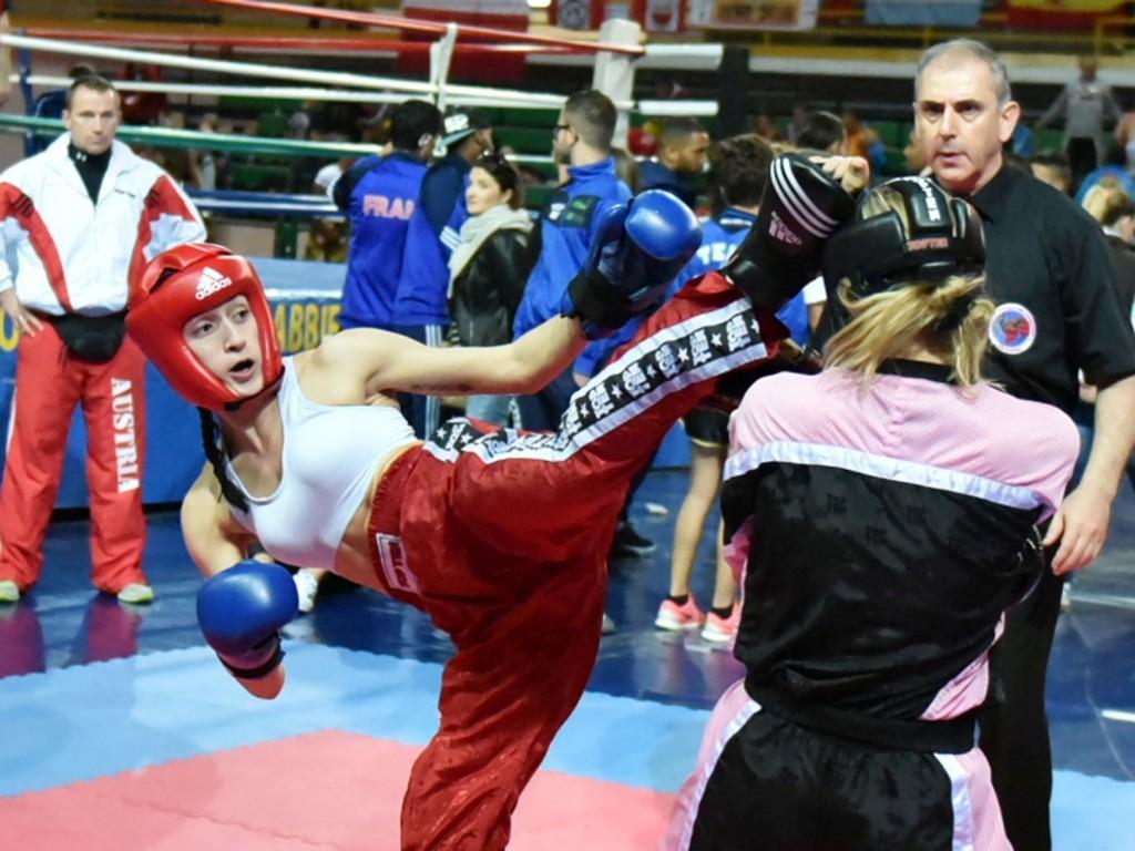 amateur kickboxen